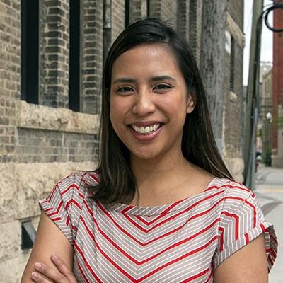 Headshot for Jennifer Marcelino