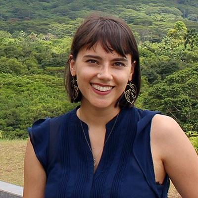 Headshot for Kristie Castanera